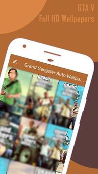 Grand Gangster Auto Wallpaper screenshot 1
