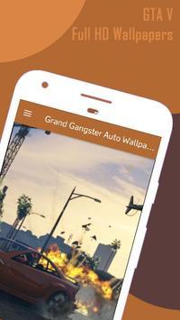 Grand Gangster Auto Wallpaper screenshot 2