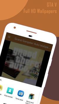 Grand Gangster Auto Wallpaper screenshot 3