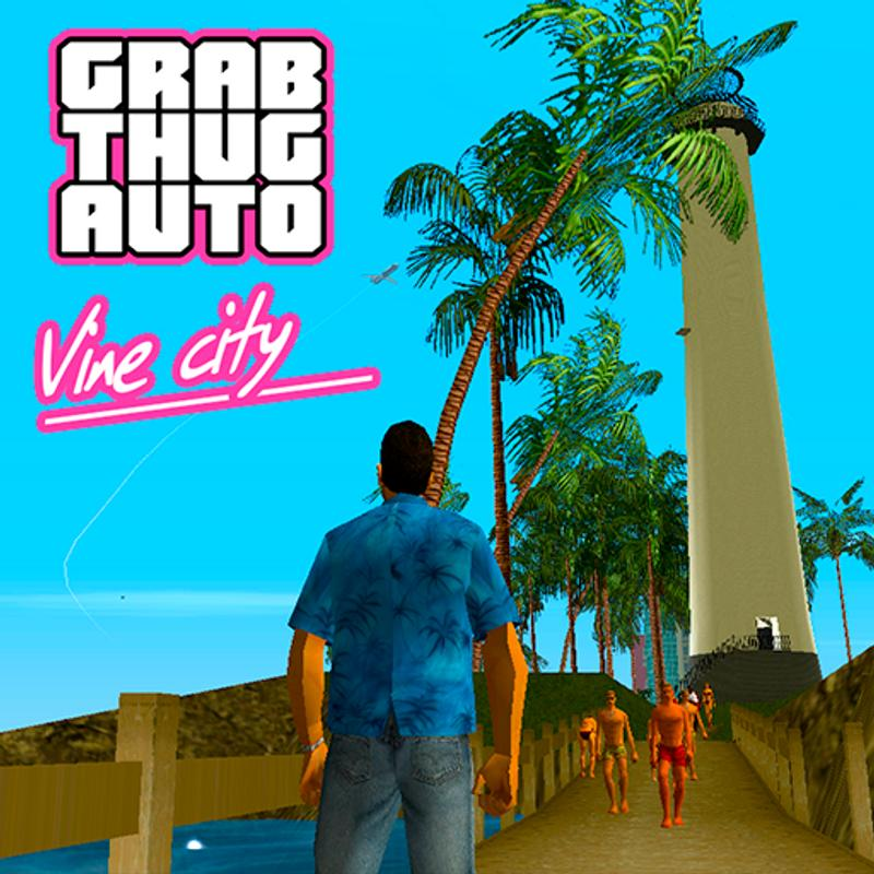 Download GTA Vice City APK + Mod Unlimited Money 1.09