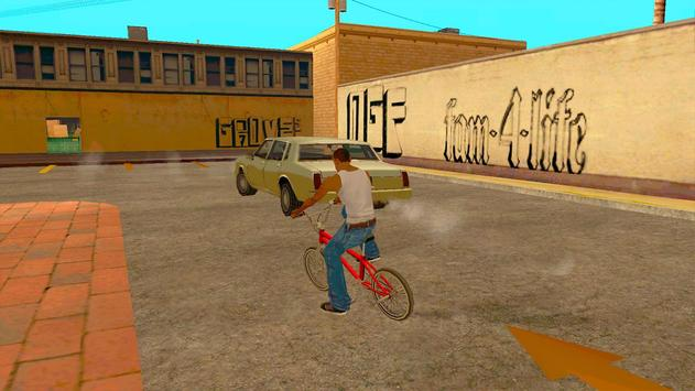 Cheats for GTA San Andreas screenshot 8