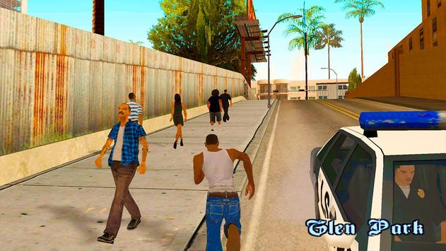 Cheats for GTA San Andreas Cartaz