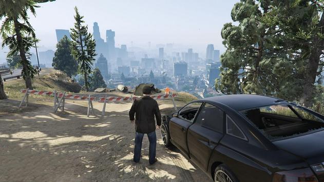 Grande The Auto 5 screenshot 3