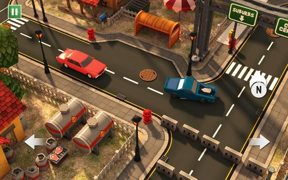 Superheros Drift Car Racing City screenshot 10