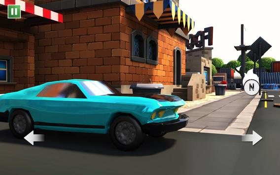 Superheros Drift Car Racing City screenshot 2