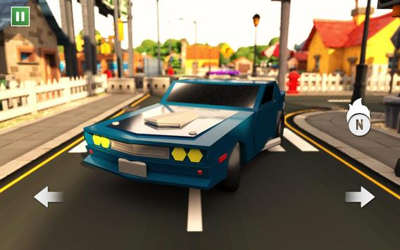 Superheros Drift Car Racing City screenshot 8