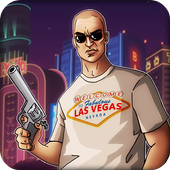 Install Game android intelektual New Vegas Gangster APK