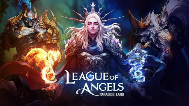 League of Angels-Paradise Land poster