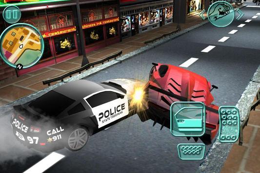 San Andreas Crime World 3D screenshot 4