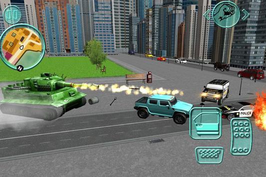 San Andreas Crime World 3D screenshot 6