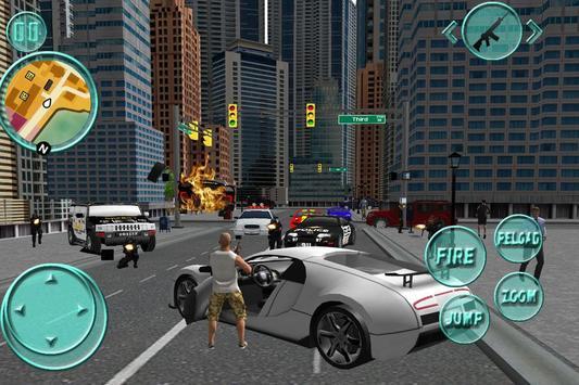 San Andreas Crime World 3D screenshot 1