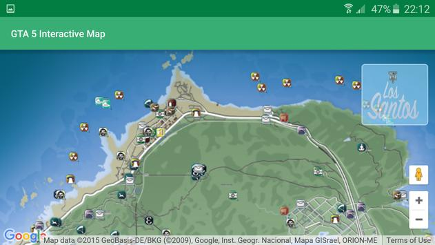 Unofficial gta 5 map apk download free maps navigation app for unofficial gta 5 map apk screenshot gumiabroncs Image collections