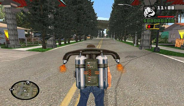 Top GTA San Andreas New Cheats screenshot 3