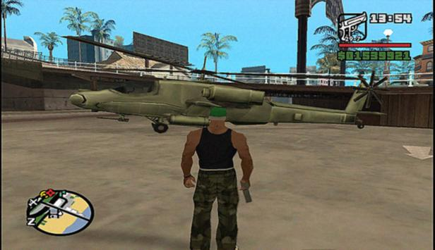 Top GTA San Andreas New Cheats screenshot 1