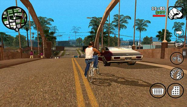 Top GTA San Andreas New Cheats screenshot 4