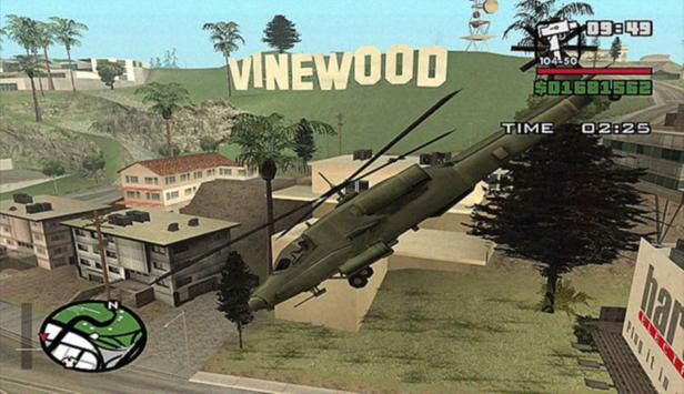 Top GTA San Andreas New Cheats screenshot 6