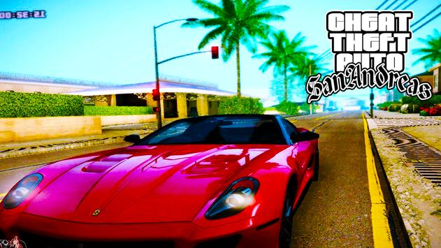 Cheat Code for GTA San Andreas تصوير الشاشة 2