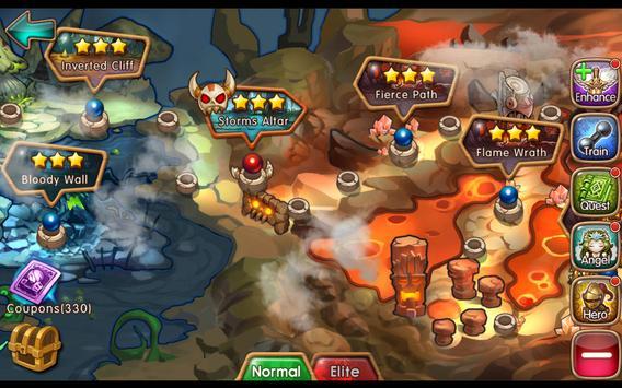 11 Schermata League of Angels -Fire Raiders