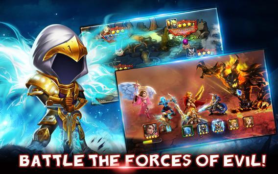 1 Schermata League of Angels -Fire Raiders