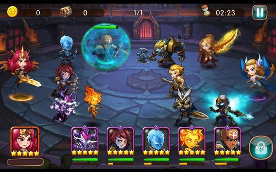 League of Angels -Fire Raiders apk screenshot