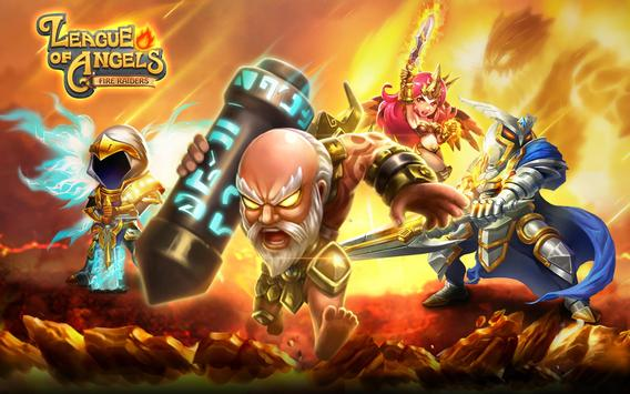 6 Schermata League of Angels -Fire Raiders