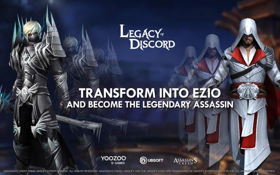 Legacy of Discord-FuriousWings apk स्क्रीनशॉट