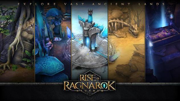 Rise of Ragnarok - Asunder poster