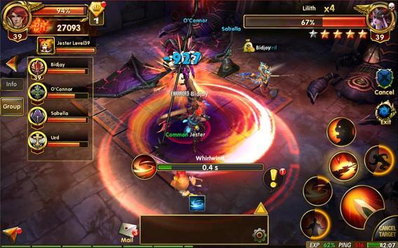 Rise of Ragnarok - Asunder screenshot 20