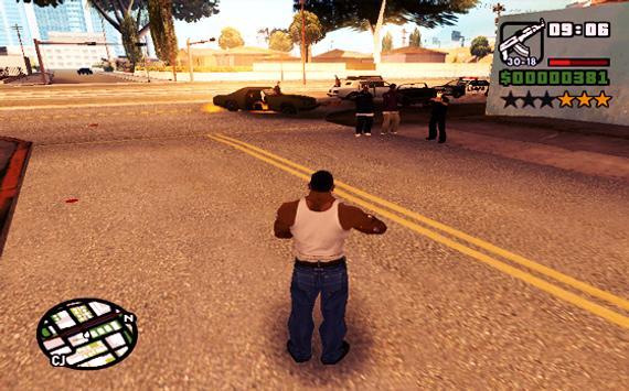 Grand GTA San Andreas Guide apk screenshot