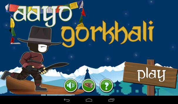 Aayo Gorkhali apk screenshot