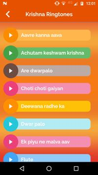 Krishna Ringtones screenshot 1