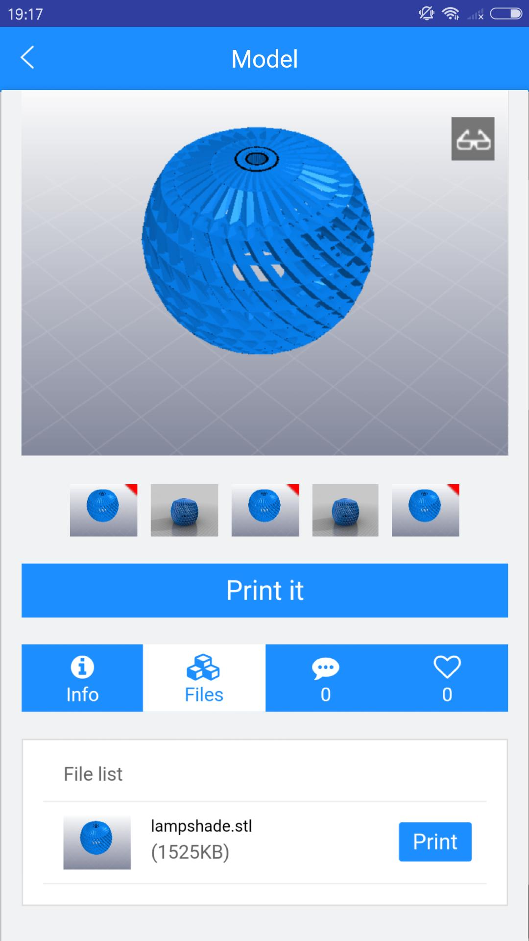 EasyPrint 3D for Android - APK Download
