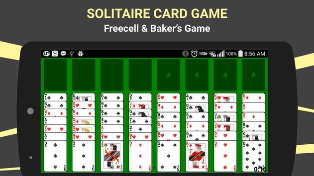 Klondike Solitaire Card Game apk screenshot