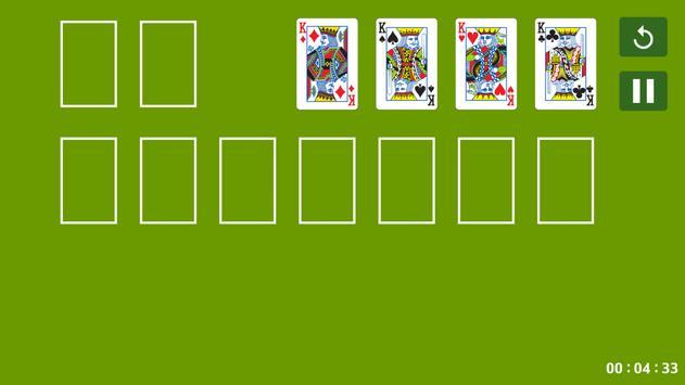 Solitaire Card Game apk screenshot
