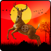 Real Sniper Deer Hunting 2016 icon