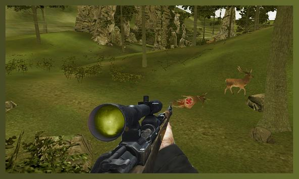 Real Sniper Deer Hunting 2016 apk screenshot