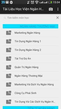 Banking Academy of Vietnam screenshot 1