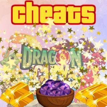 Cheats for Dragon City poster