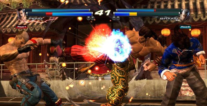 Guide Arena Fist Tekken xXx apk screenshot