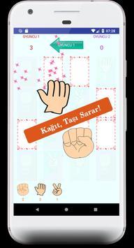 Rock Paper Scissors With Cards screenshot 1