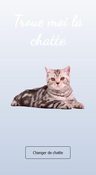 Troue moi la chatte poster