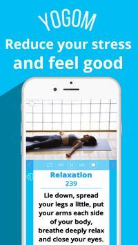 YOGOM - Yoga gratuit illustré syot layar 3