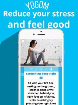 YOGOM - Yoga gratuit illustré syot layar 13