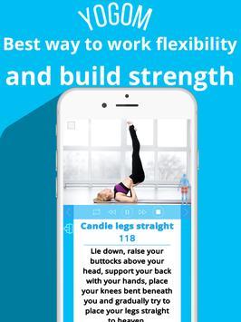 YOGOM - Yoga gratuit illustré syot layar 7