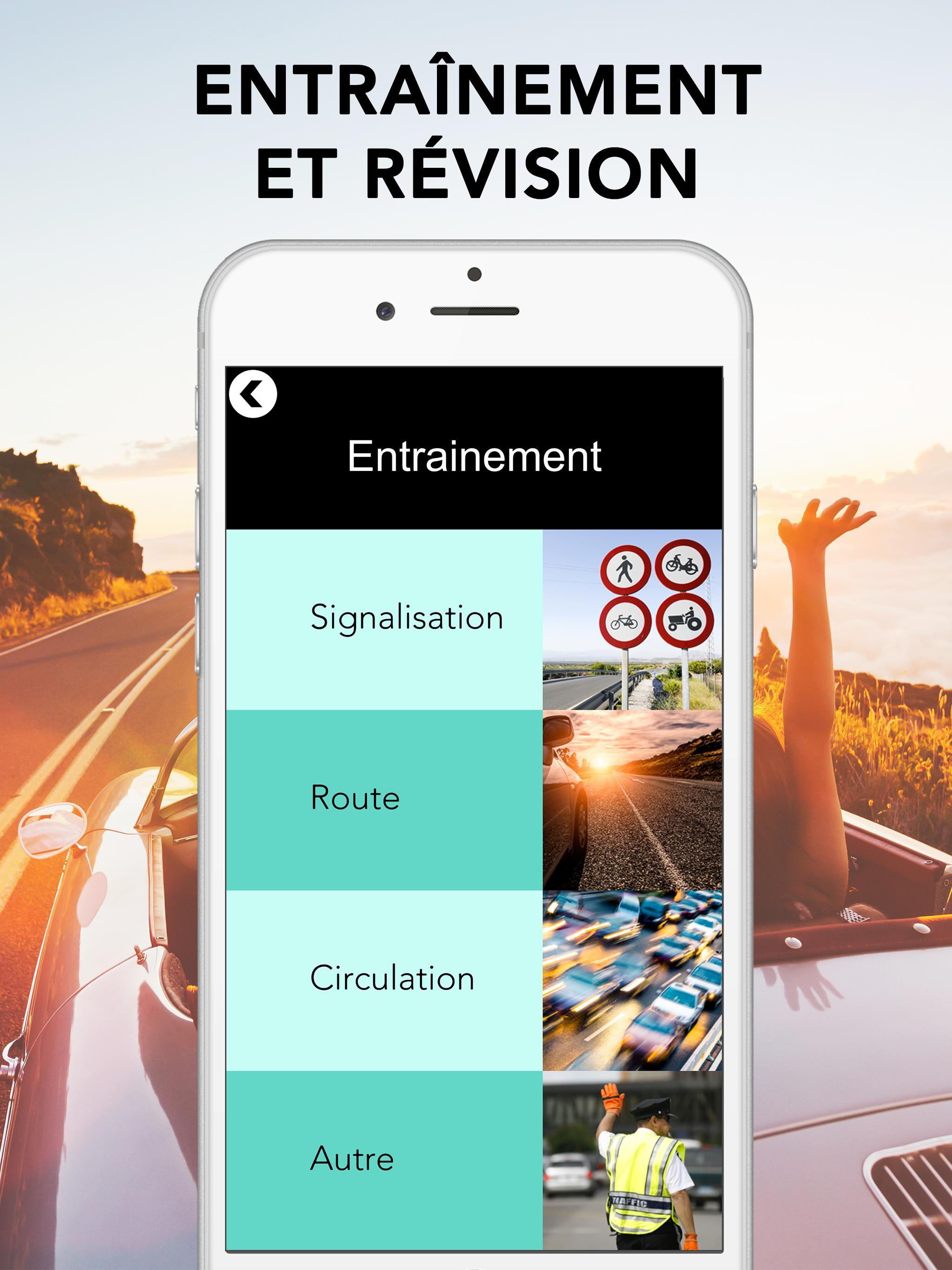 code de la route 2017 permis de conduire gratuit for android apk download