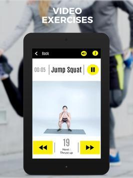 Butt & Leg 101 Fitness : lower body exercises free screenshot 7