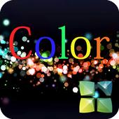 Color Next Launcher 3D Theme icon