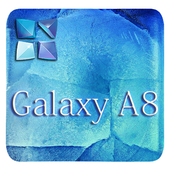 Next 3D Theme for Galaxy A8 icon