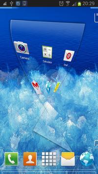 Next 3D Theme for Galaxy A8 apk screenshot