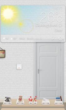 Dreamhouse Next Launcher Theme poster